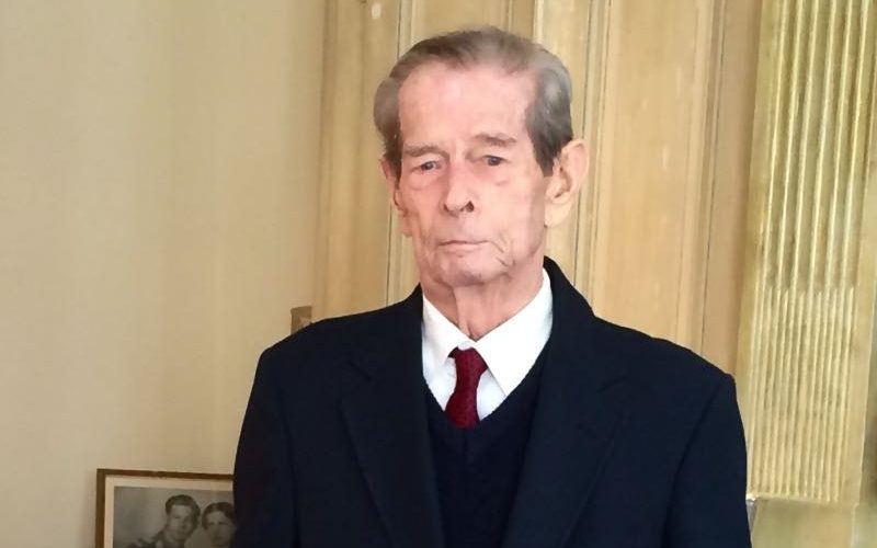 Regele Mihai decembrie 2015