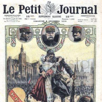 Front_page_Le_Petit_Journal_8_December_1918
