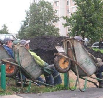 muncitori-drum