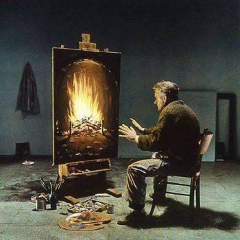 tablou-foc