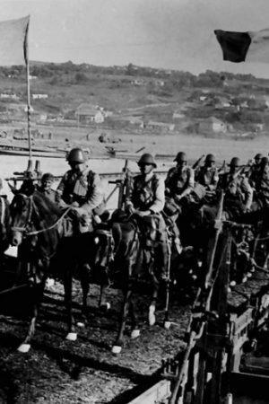 Trecerea-armatei-române-pentru-cucerirea-Plevnei