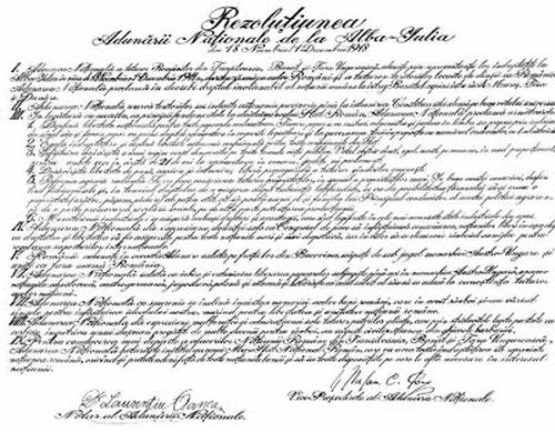 rezolutia-unirii