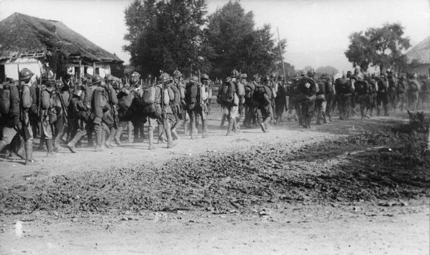 trupe-in-mars-sat-vara-1917