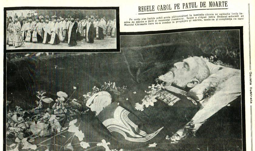 moartea-lui-Carol-I