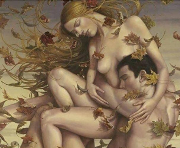 cuplu-frunze