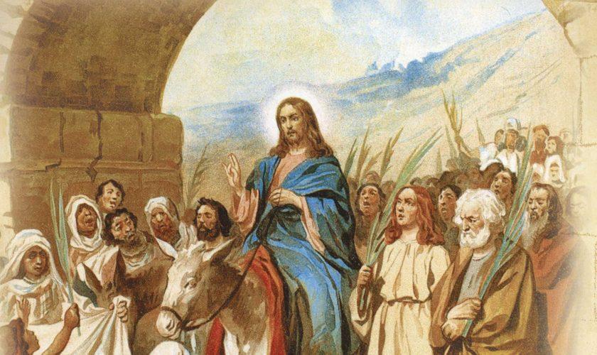 iisus-hristos-ierusalim