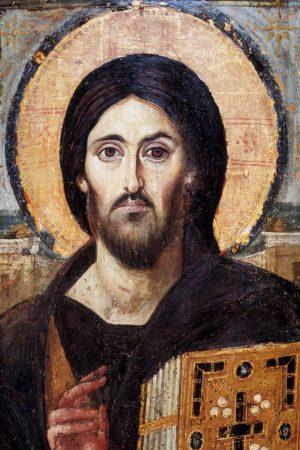 Iisus-Hristos-Sinai