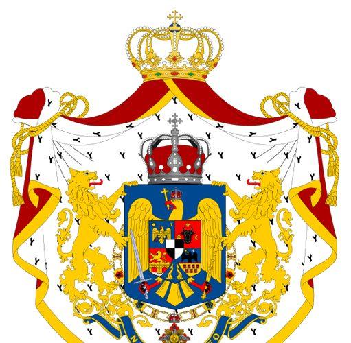 Stema-regatului-României