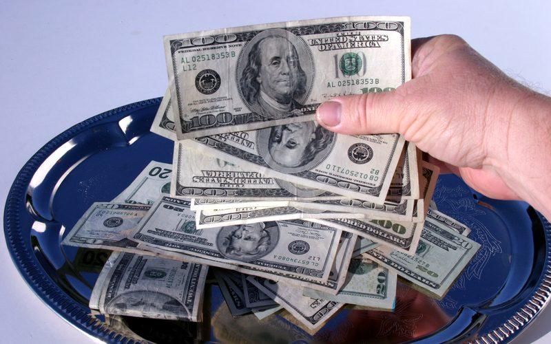 dolar-donatie