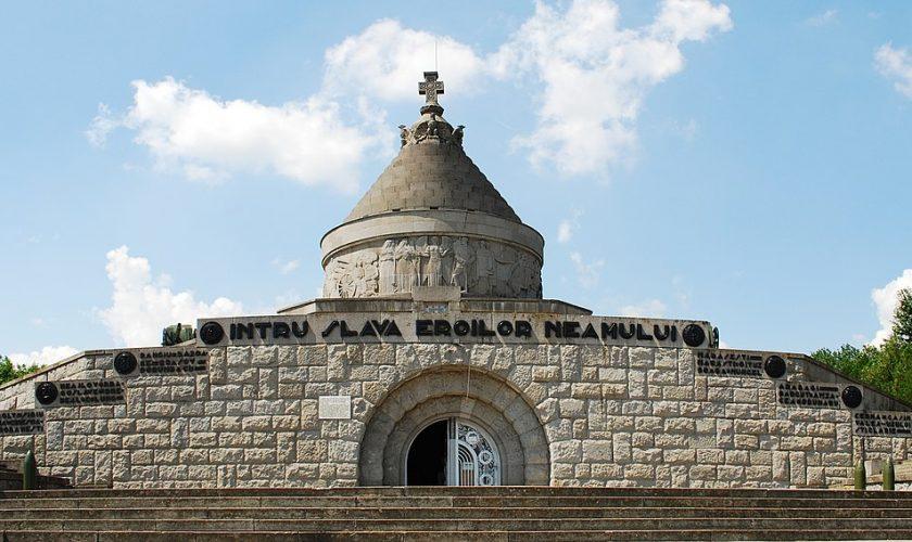 Marasesti_mausoleum