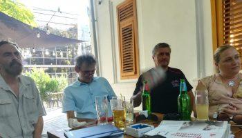Chifu Leonid Corneliu, Cătălin Apostol, Valentin Irimia, Grațiela Avram