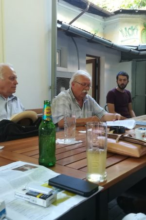 Octavian Onea, Teodoru Gheondea, Nicolae Drăgulin, Gabriel Stanciu
