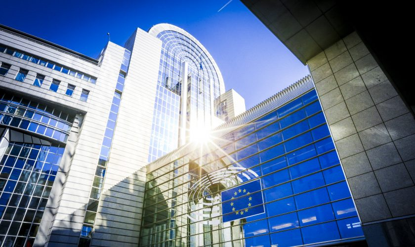 Launch of the new European Parliament logo