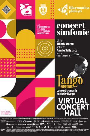 concert 3 decembrie 2020