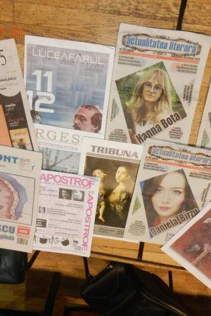 Revista presei literare