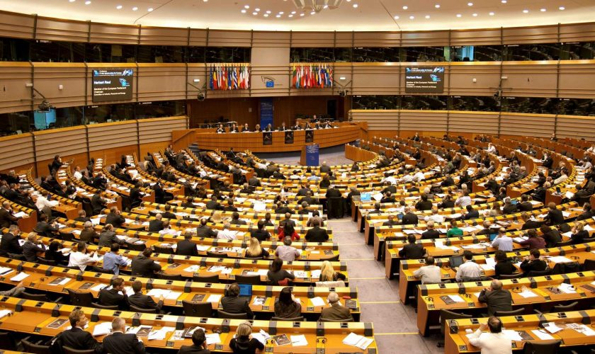 Conference: A new space policy for Europe, European Parliament H